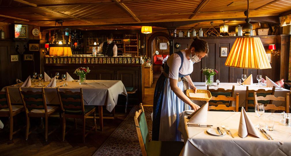 Restaurant Corona Baden Württemberg