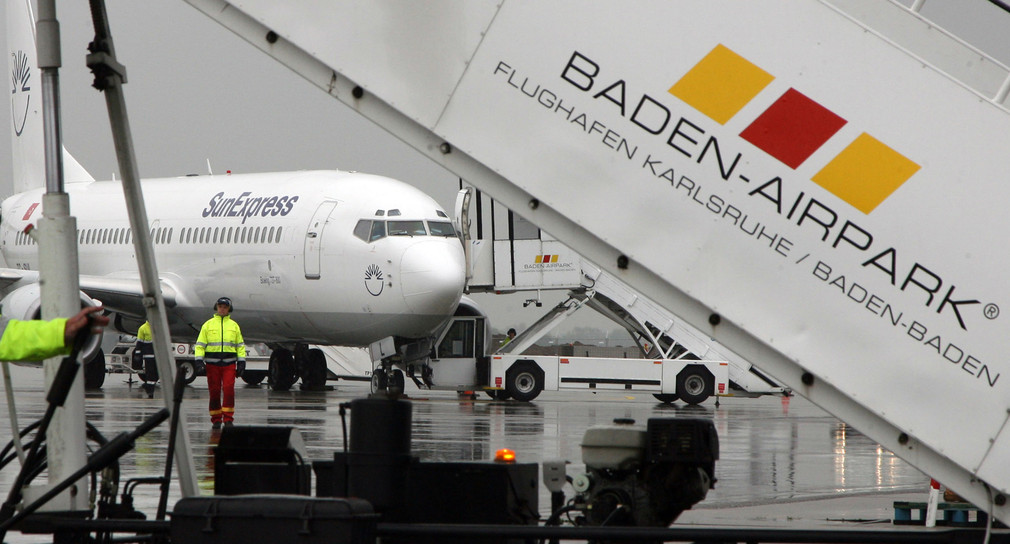 Flugverkehr Baden Württemberg