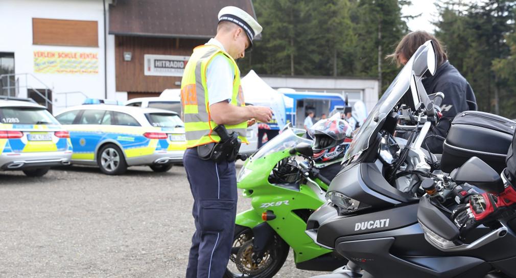 Motorrad Sicherheitstraining Baden Württemberg