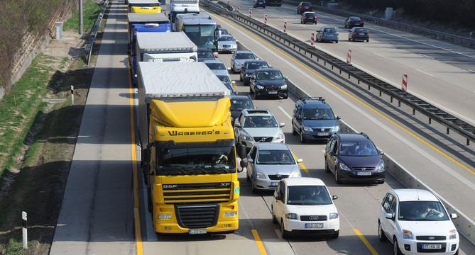 Verkehrsmeldung Stuttgart
