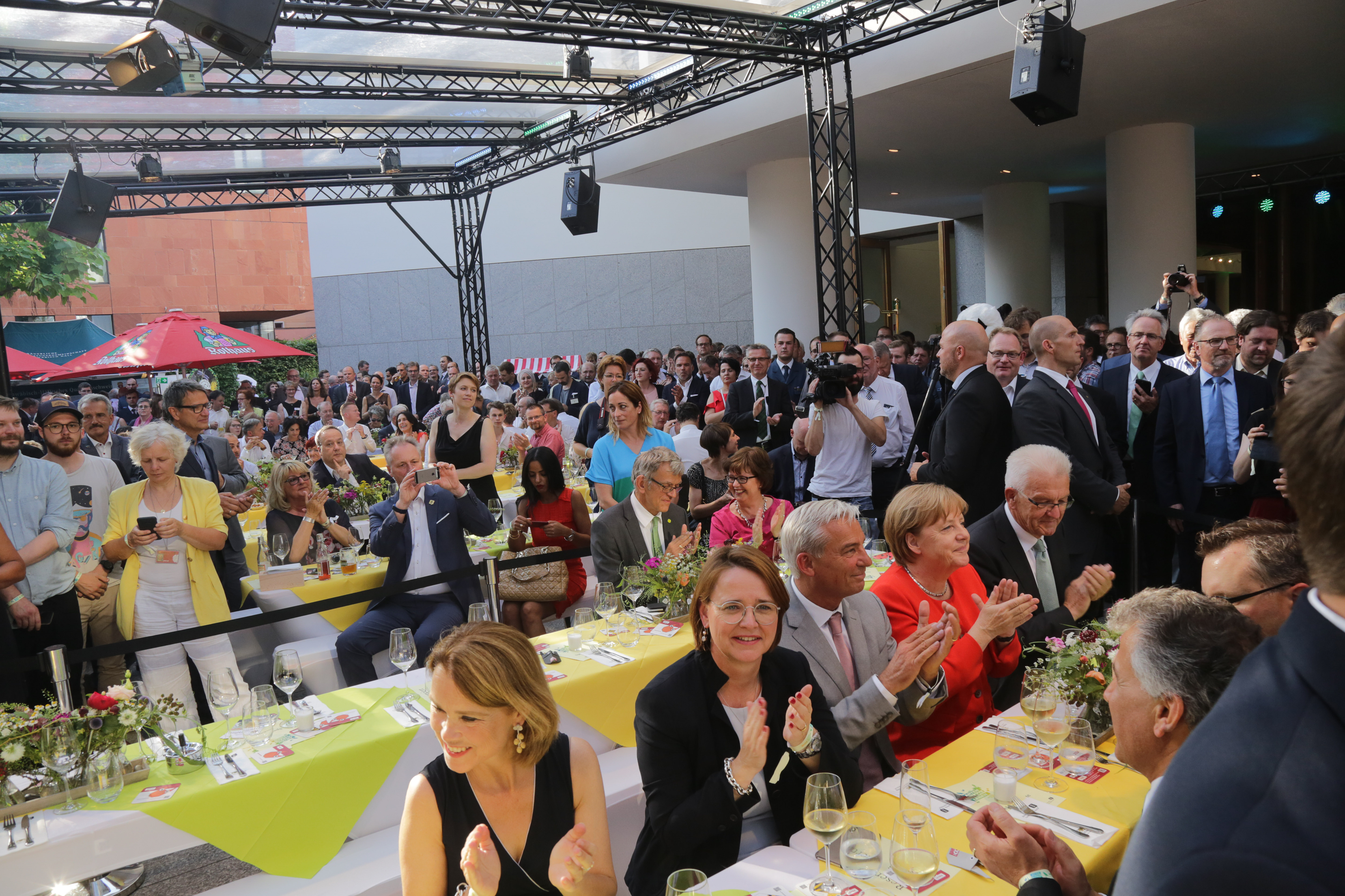 Single party baden württemberg